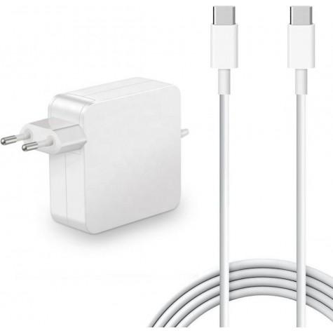 """Oplader voor MacBook Pro 13"""" (type USB-C 61W)"""
